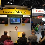 Terrance Campbell (Nikon) demonstrates Capture NX 2