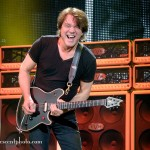 Eddie Van Halen rocks Denver, May 24, 2012.