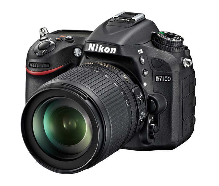 "The Nikon D7100 is described as the DX-format ""Flagship.""  Image courtesy Nikon USA."