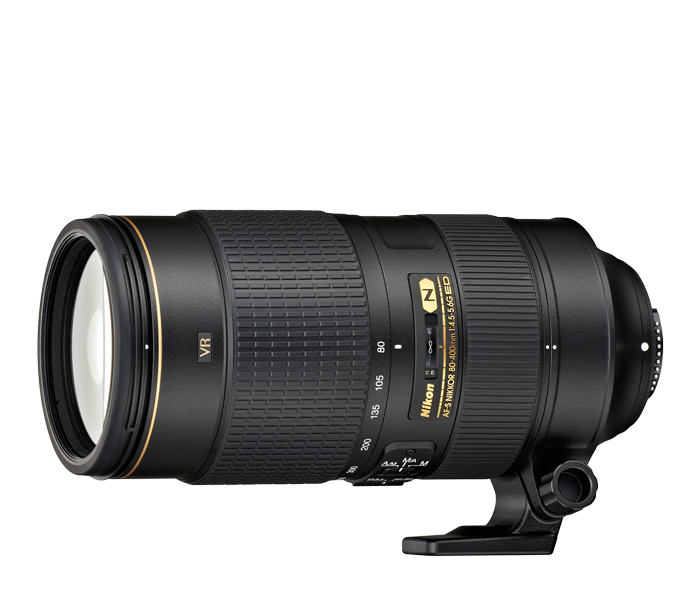 It only took 13 years, but we finally have a new 80-400mm AFS G VRII Nikkor. Is it right for you? (Image courtesy Nikon USA)