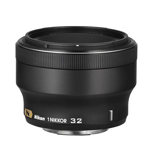 The newest addition to the Nikon 1 system is a very fast portrait lens.