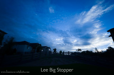 Lee Big Stopper