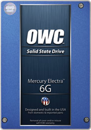 A solid-state drive (SSD) speeds up boot times and application performance. They are also ideal for use as scratch disks.
