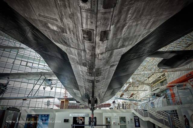 SR-71 Blackbird, Museum of Flight