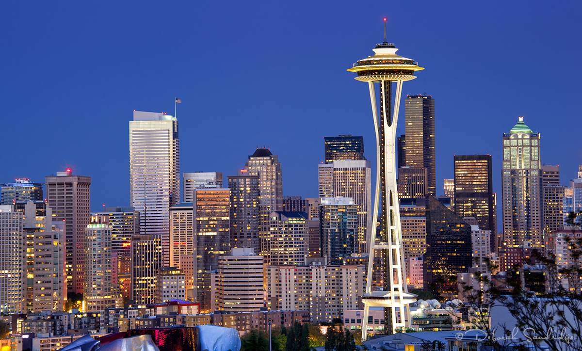 Digital Underground: Seattle; August 7-11, 2014