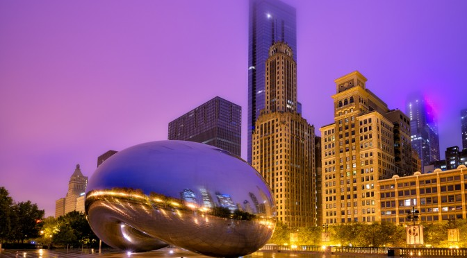 Explore Chicago with the Digital Underground in 2015.