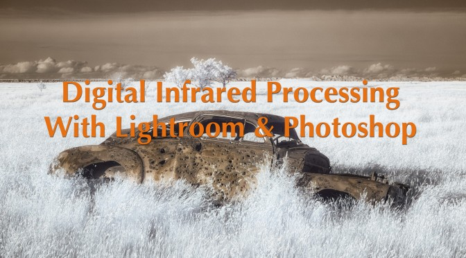 New Video Tutorial: Infrared Processing with Lightroom & Photoshop