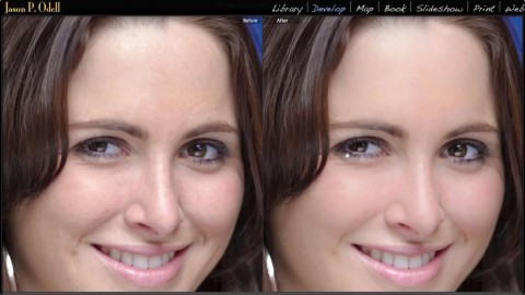 Learn tricks to smooth skin and create gaussian blurs.