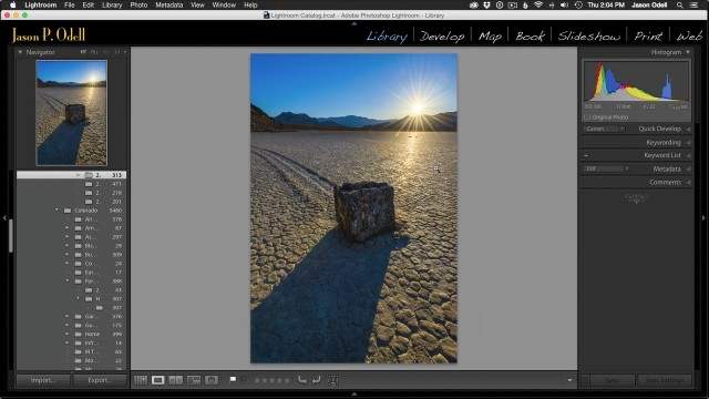 Work with HDR Raw images directly in Lightroom, or send them to Photoshop for even more creative effects.