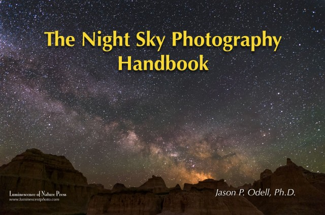 Master the art of night sky photography with the complete guide by Jason P. Odell
