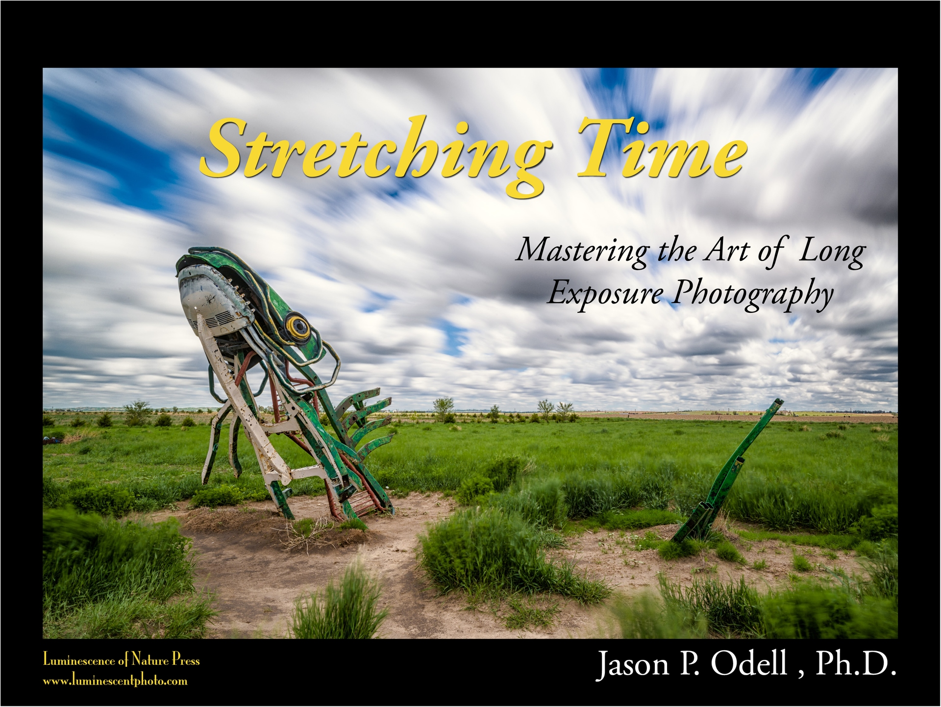 Stretching Time eBook Cover