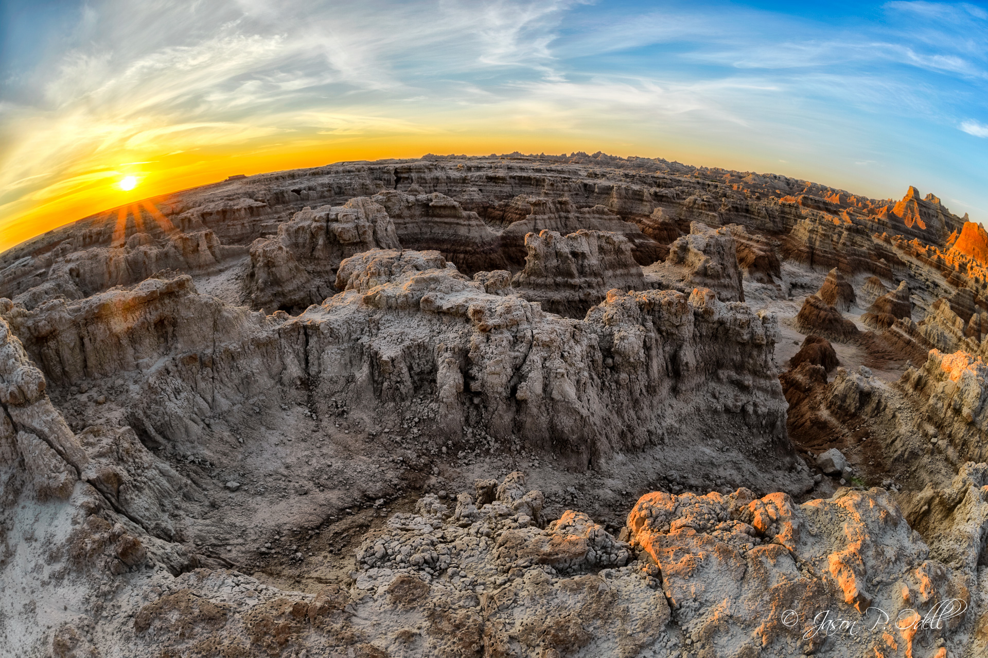 Badlands photo safari 2016 with Jason P. Odell