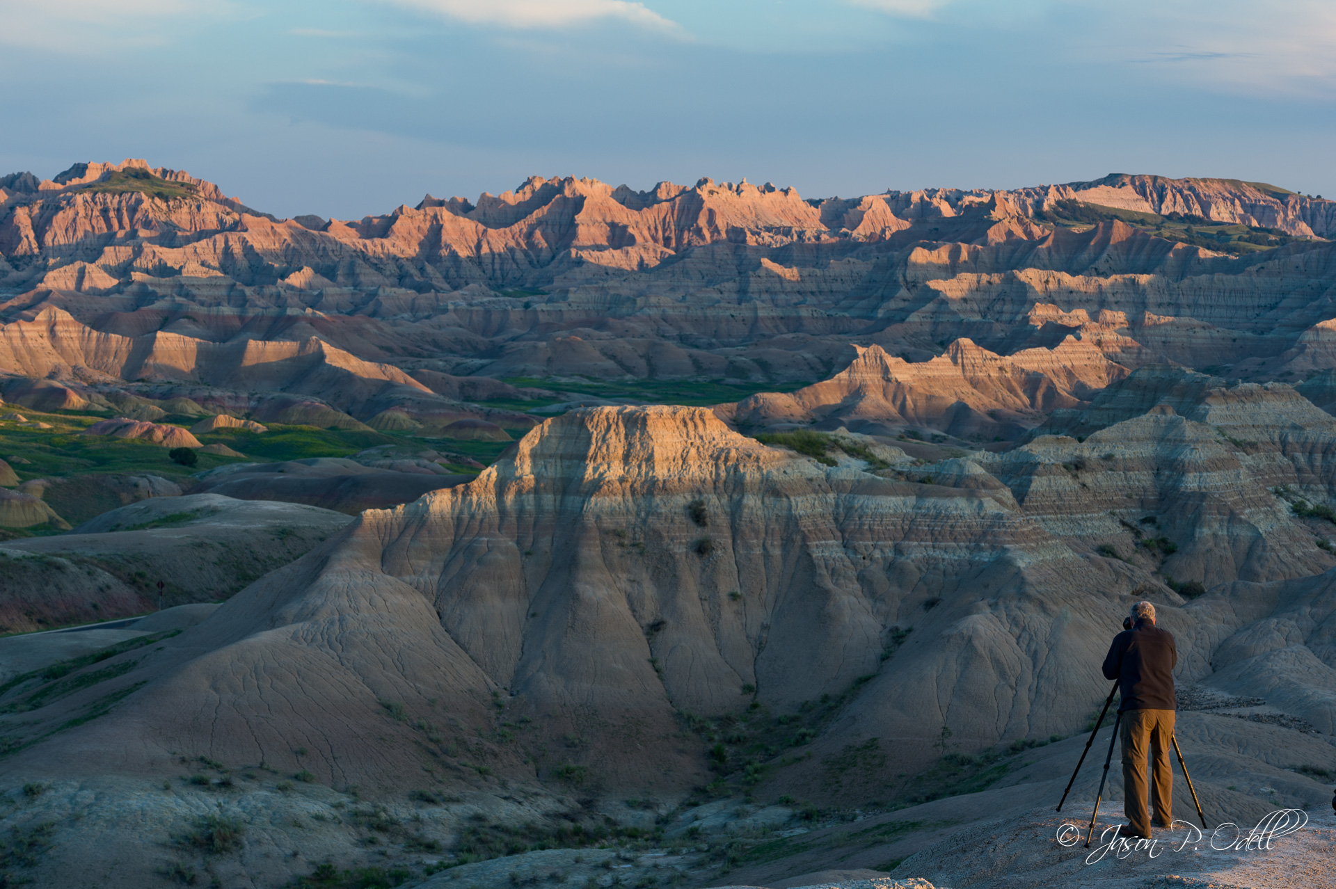 Picture yourself here and imagine the possibilities for amazing photography in South Dakota.