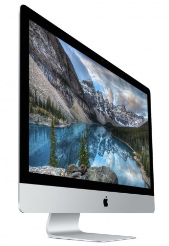 "The late 2015 27"" iMac with 5k Retina Display."