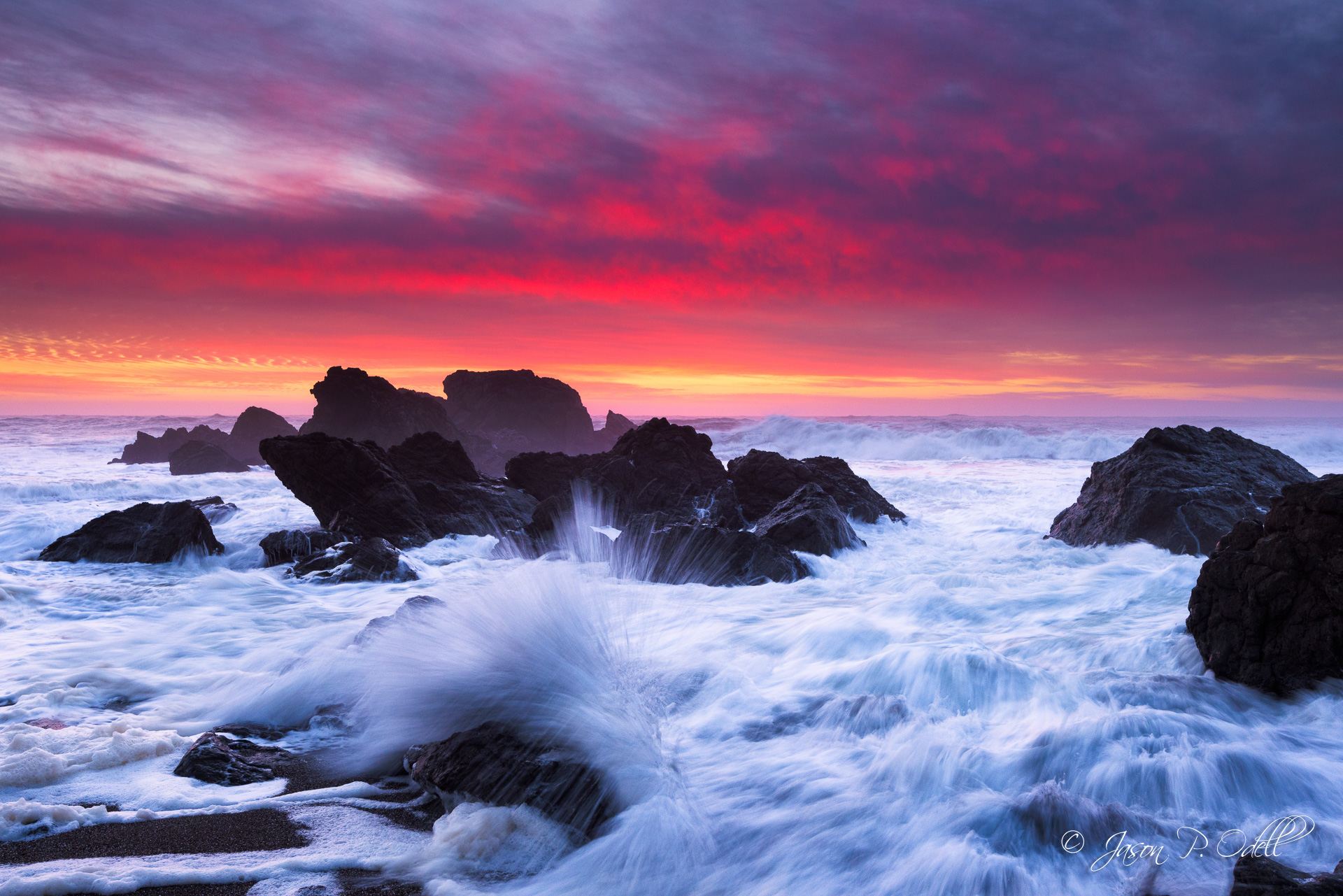 Capture stunning sunsets along California's rugged Sonoma Coast May 15-20, 2016