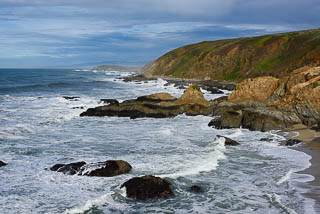 Sonoma Coast on Bodega Head