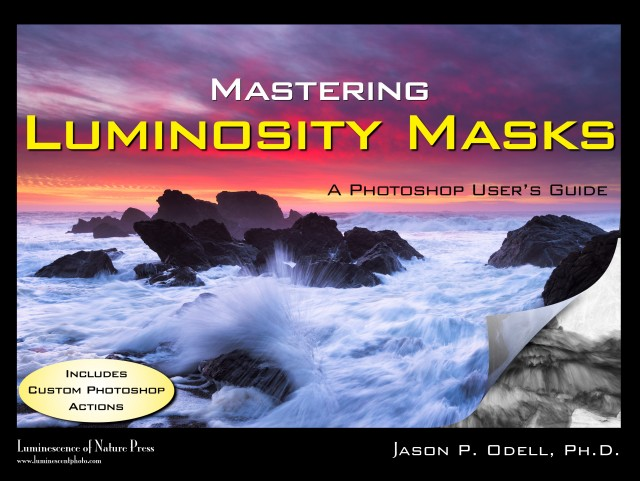 Mastering Luminosity Masks Cover