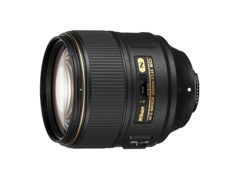 Nikon's newest portrait lens: 105mm f/1.4E ED Nikkor