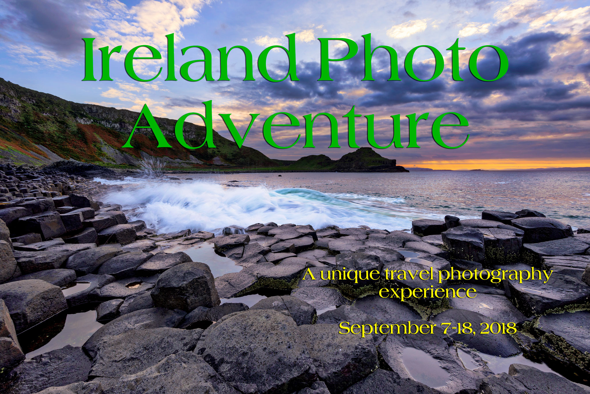 Ireland Photo Safari 2018