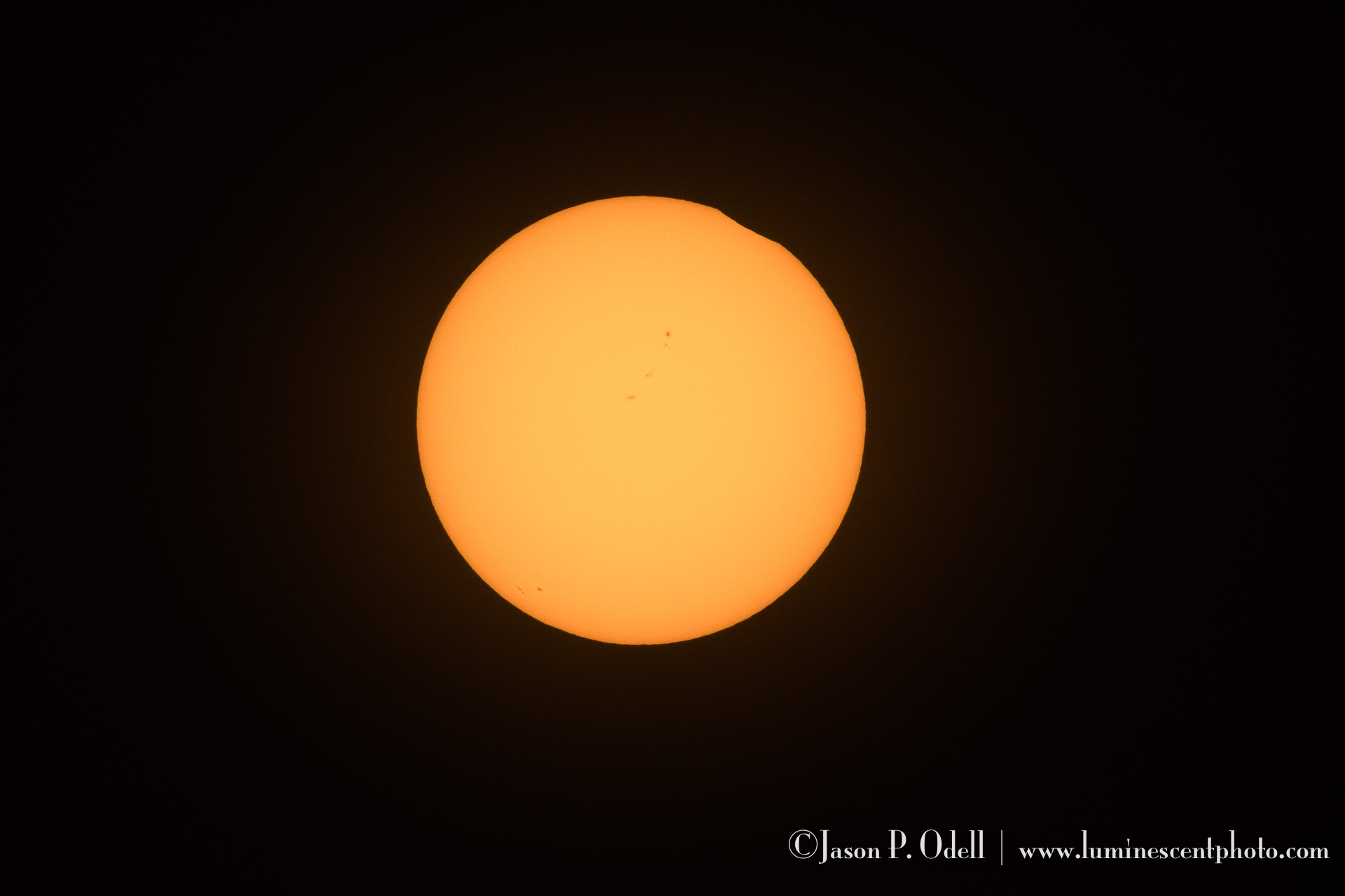 Solar Eclipse Photos From Wyoming | Jason P  Odell Photography
