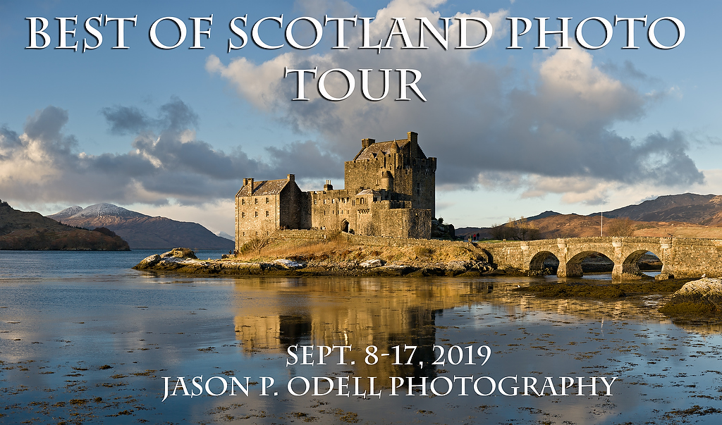 Scotland Photo Tour with Jason Odell