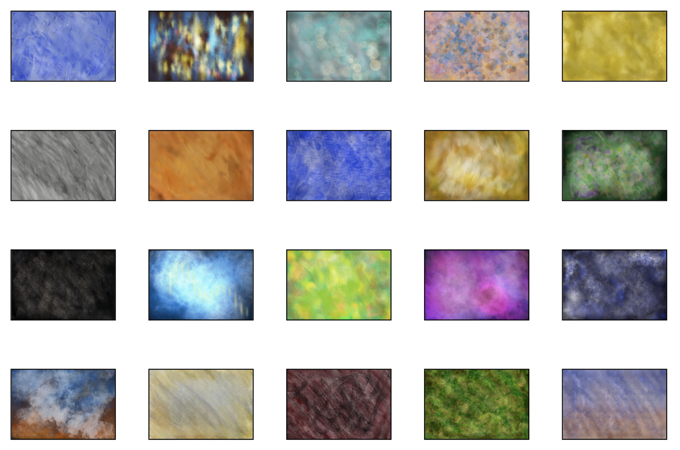 custom texture overlays