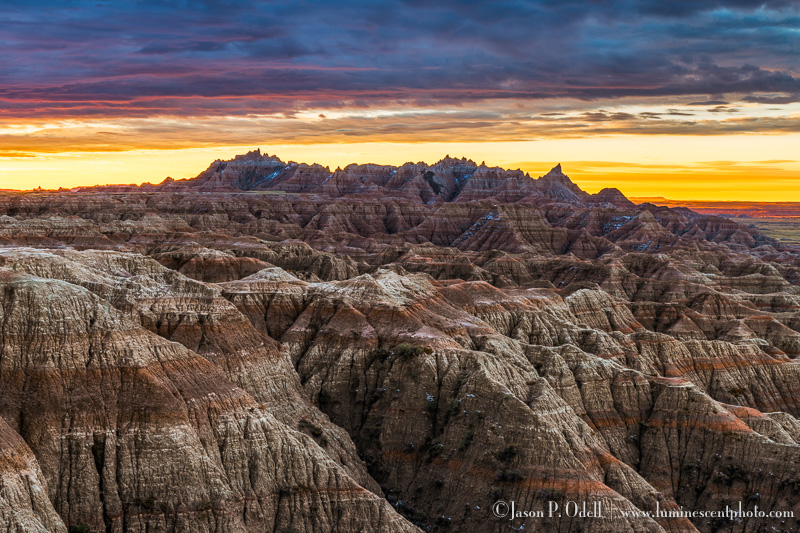 South Dakota badlands photo workshop